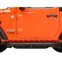 Paramount - 18-21 Jeep Wrangler JL (2 Door) Tubular Tri-Tube Rock Sliders - Image 1