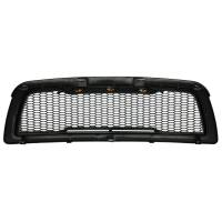 Paramount - 09-12 Dodge Ram 1500 Matte Black ABS LED Impulse Mesh Grille - Image 6