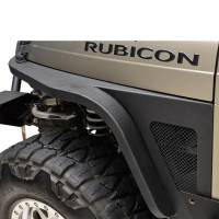 Paramount - 97-06 Jeep Wrangler TJ Edge Front Fender with LED Lights - Image 4