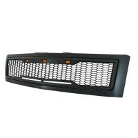 Paramount - 07-13 Chevy Silverado 1500 Matte Black ABS LED Impulse Mesh Grille - Image 7