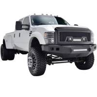 Paramount - 08-10 Ford SuperDuty Evolution Matte Black Stainless Steel Grille - Image 7