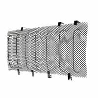 Paramount - 07-18 Jeep Wrangler JK Black Stainless Steel Wire Mesh Grille Insert - Image 5