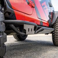 Paramount - 18-21 Jeep Wrangler JL Gen2 Tri-Tube Rock Sliders (4 Door) - Image 6