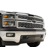 Paramount - 14-15 Chevy Silverado 1500 Evolution Black Stainless Steel Bumper Grille - Image 9