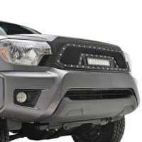 Paramount - 12-15 Toyota Tacoma Evolution Matte Black Stainless Steel Grille - Image 10