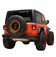 Paramount - 18-21 Jeep Wrangler JL Tire Relocation Bracket - Image 4