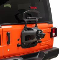 Paramount - 18-21 Jeep Wrangler JL Tire Relocation Bracket - Image 9
