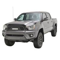Paramount - 12-15 Toyota Tacoma Evolution Matte Black Stainless Steel Grille - Image 5