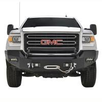 Paramount - 15-19 GMC Sierra 2500 LED Front Winch Bumper - Image 1