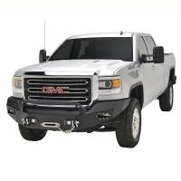 Paramount - 15-19 GMC Sierra 2500 LED Front Winch Bumper - Image 5