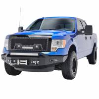 Paramount - 09-14 Ford F-150 LED Front Winch Bumper - Image 4