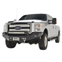 Paramount - 11-16 Ford F-250/F-350/F-450 LED Front Winch Bumper - Image 5
