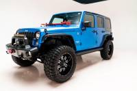 Paramount - 07-18 Jeep Wrangler JK R5 Canyon Off-Road Narrow Front Fender Flares with LED - Image 5
