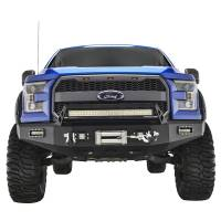 Paramount - 15-19 Ford F-150 LED Front Winch Bumper - Image 1