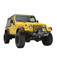 Paramount - 87-06 Jeep Wrangler TJ/YJ Mid-Width Front Bumper - Image 7