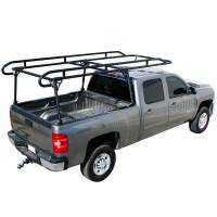EAG - Premium Full Size Contractors Rack (Fits Long-Short Bed, Glossy) - Image 2