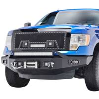 Paramount - 09-14 Ford F-150 LED Front Winch Bumper - Image 3