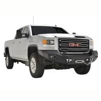 Paramount - 15-19 GMC Sierra 2500 LED Front Winch Bumper - Image 8