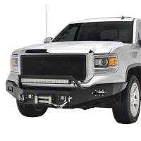 Paramount - 14-15 GMC Sierra 1500 LED Front Winch Bumper - Image 3