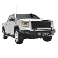 Paramount - 14-15 GMC Sierra 1500 LED Front Winch Bumper - Image 7
