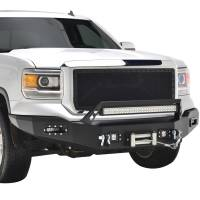 Paramount - 14-15 GMC Sierra 1500 LED Front Winch Bumper - Image 9
