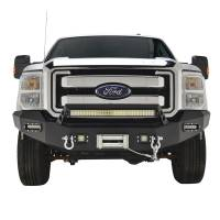 Paramount - 11-16 Ford F-250/F-350/F-450 LED Front Winch Bumper - Image 1