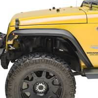 Paramount - 07-18 Jeep Wrangler JK R5 Canyon Off-Road Front Fender Flares with LED - Image 2