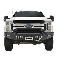 Paramount - 17-19 Ford F-250/F-350/F-450 LED Front Winch Bumper - Image 1
