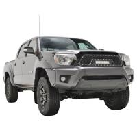 Paramount - 12-15 Toyota Tacoma Evolution Matte Black Stainless Steel Grille - Image 8