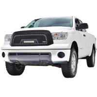 Paramount - 07-09 Toyota Tundra Evolution Matte Black Stainless Steel Grille - Image 3
