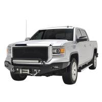 Paramount - 14-15 GMC Sierra 1500 LED Front Winch Bumper - Image 4